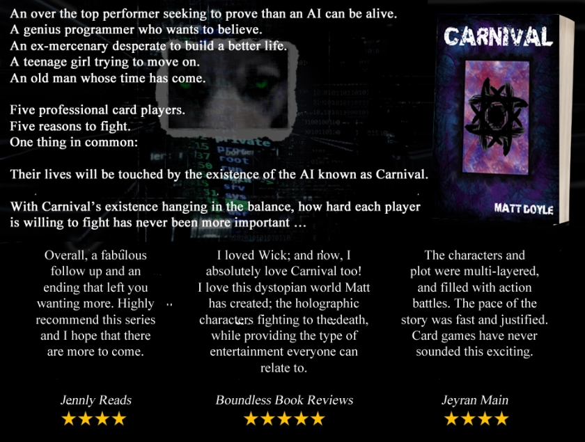 CARNIVAL Lead Page