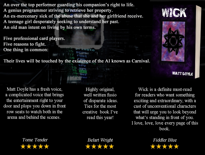 WICK Lead Page