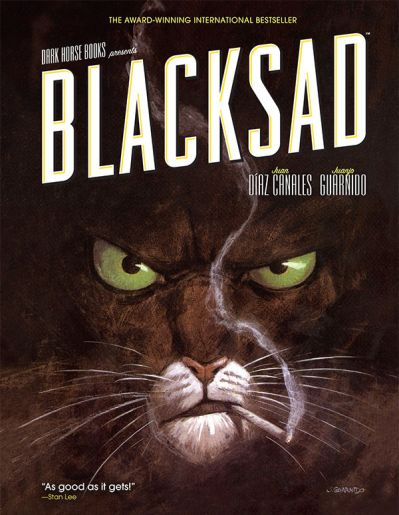 blacksad Somewhere Within the Shadows Arctic Nation Red Soul furry furries