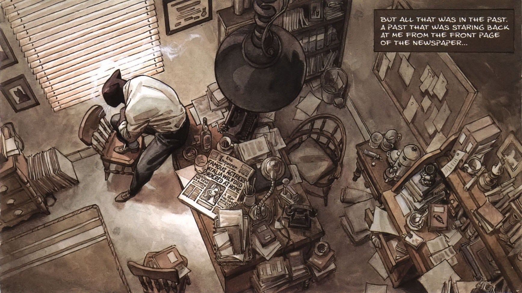 blacksad Somewhere Within the Shadows Arctic Nation Red Soul furry furries noir