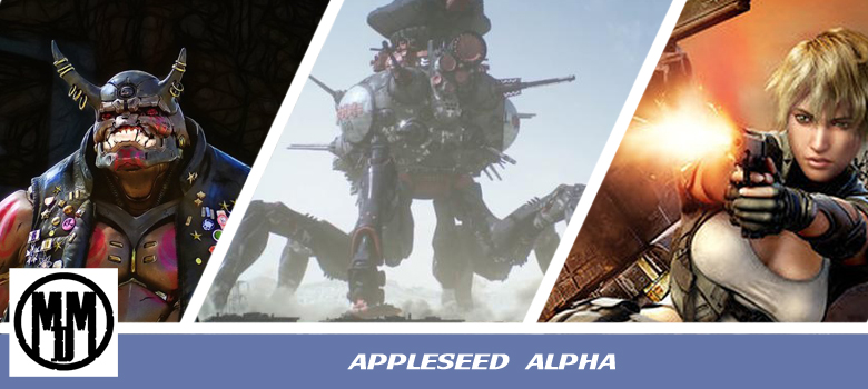 appleseed alpha anime review header