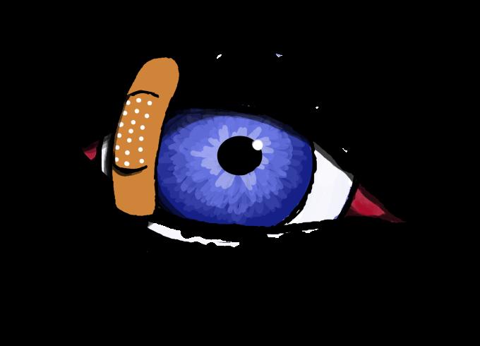 Eye Sore
