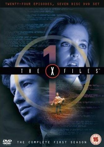 The X-Files X Files Season One 1 mulder scully