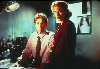 The X-Files X Files mulder scully