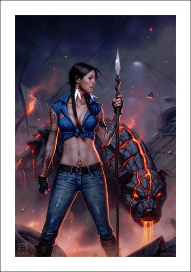 mercy thompson fire touched urban fantasy