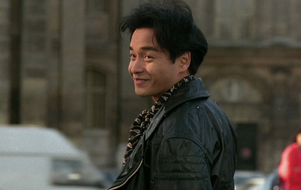 Leslie Cheung Chinese Bisexual