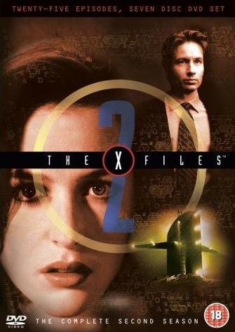 The X-Files X Files mulder scully season two 2
