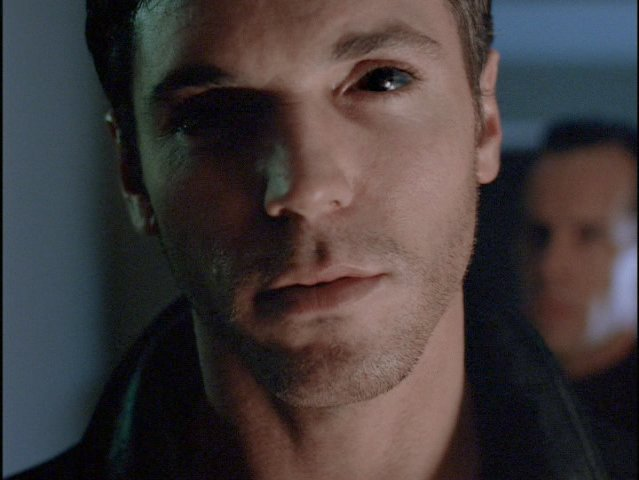 The X-Files X Files mulder scully season three 3 alex krycek black oil
