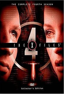 The X-Files X Files Season Four 4 Mulder Scully