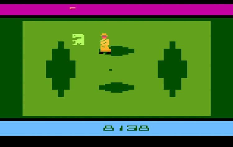ET the extra terretrial atari 2600 gameplay