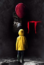 IT pennywise georgie poster