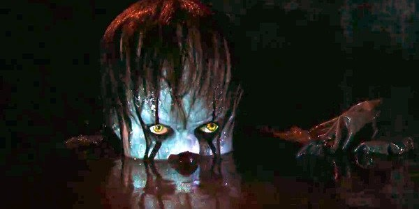 IT pennywise dancing clown