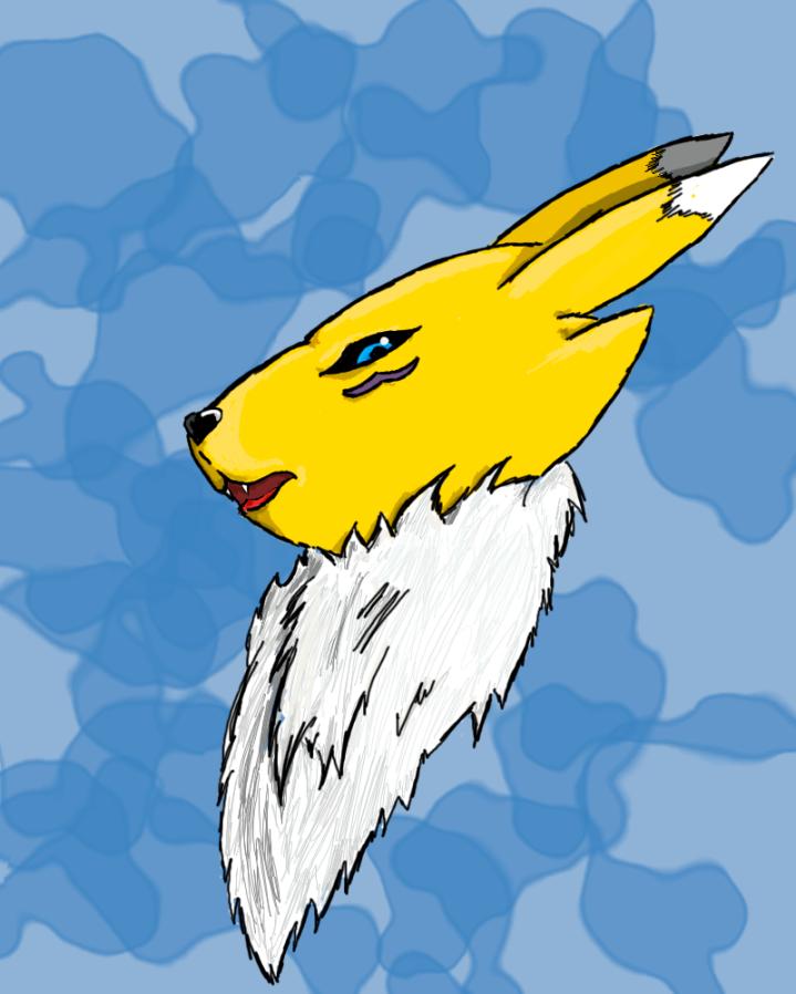 renamon_by_mattdoylemedia-dbiovx8