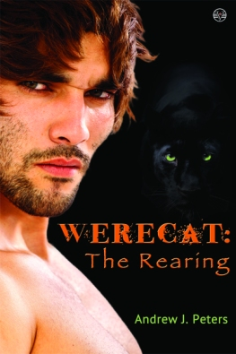 WerecatTheRearingCover