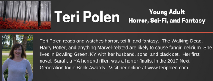 Teri PolenYA Horror, Sci-Fi, and Fantasy (1)