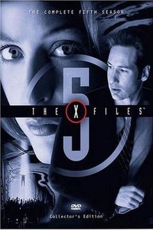 The X-Files X Files Season Five 5 Mulder Scully