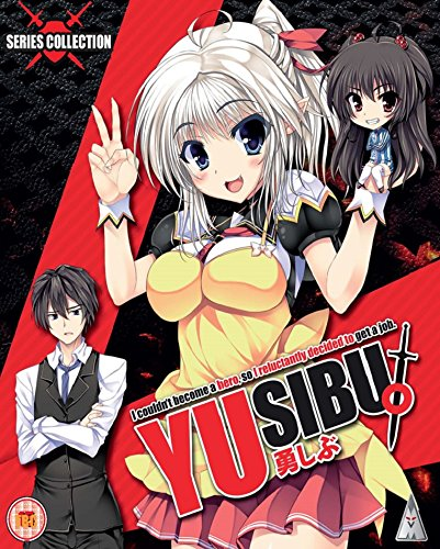 YUSIBU I couldn't couldnt could not become a hero so I reluctantly decided to get a job raul chaser fino bloodstone ecchi