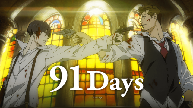 91 days crime drama titles angelo nero