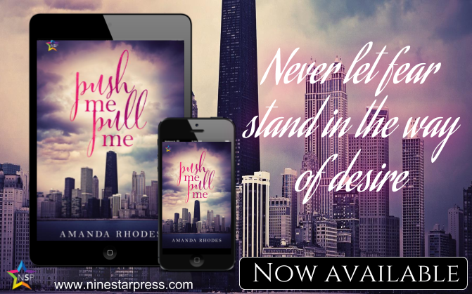Push and Pull me amanda rhodes ninestar press IndiGo blog tour