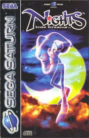 sega saturn box art nights into dreams