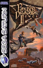 sega saturn box art panzer dragoon 2 zwei
