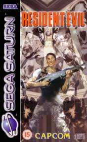 sega saturn box art resident evil