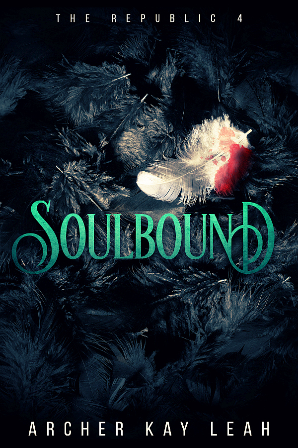 Soulbound Archer Kay Leah Cover MM MMF Romance Fantasy LGBT