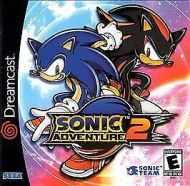 Sega Dreamcast Sonic Adventure 2