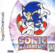 Sega Dreamcast Sonic Adventure