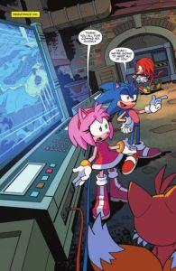 Sonic the Hedgehog IDW issue 9 page 4