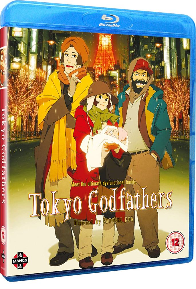 Tokyo Godfathers Cover