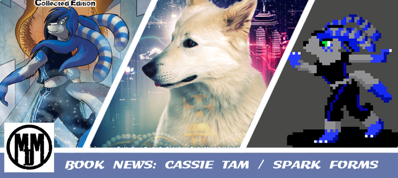 Book News - The Cassie Tam Files / The Spark Form Chronicles