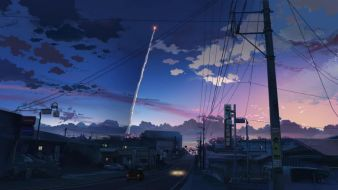5 Centimeters Per Second cm anime bluray manga Entertainment Takaki Akari Kanae 3
