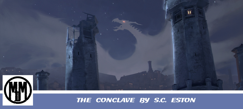 The Conclave SC Eston Fantasy Mystery Header