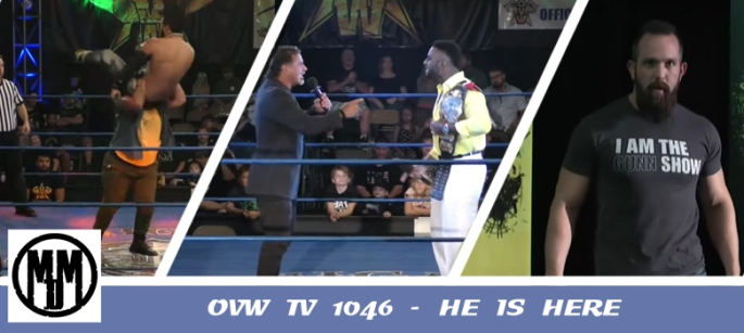 OVW TV 1046 He is Here Header