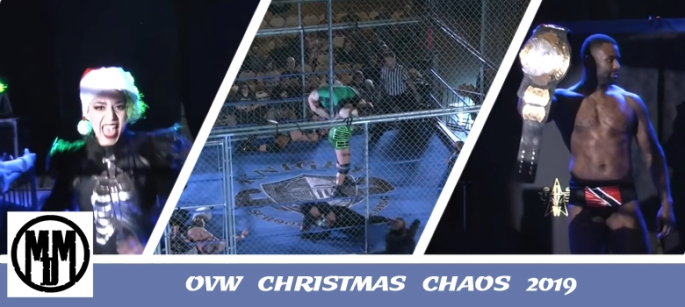 OVW CHristmas Chaos 2019 Header
