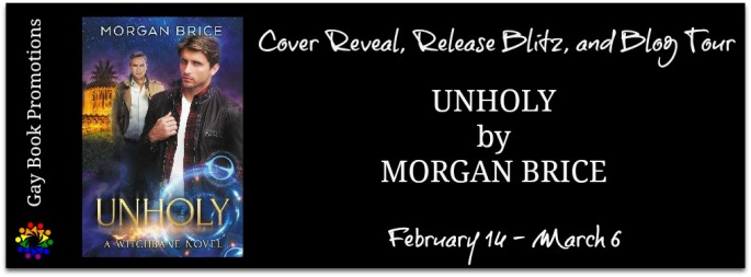 Unholy (Witchbane 5) Morgan Brice