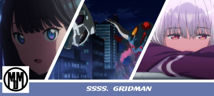 ssss gridman manga entertainment mecha scifi anime review header