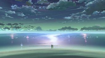 5 Centimeters Per Second cm anime bluray manga Entertainment Takaki Akari Kanae 2