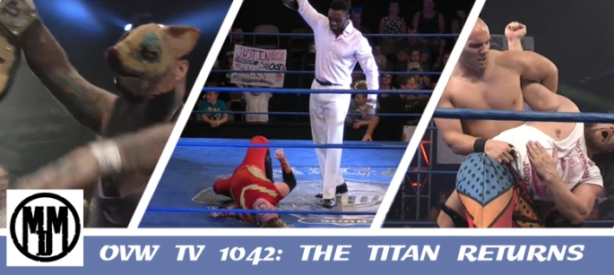 OVW TV 1042 The Titan Returns Header