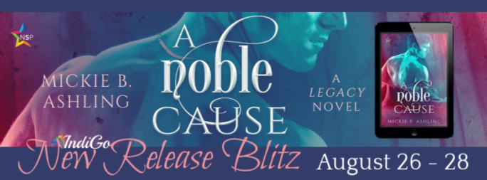 A Noble Cause Banner