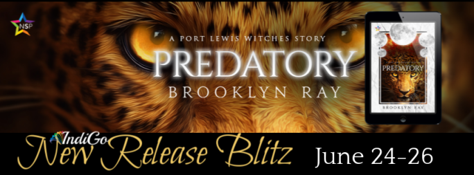 Predatory by Brooklyn Ray MM Shifter Romance