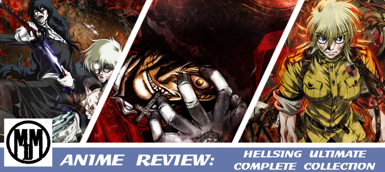 Anime Review Hellsing Ultimate Complete Collection