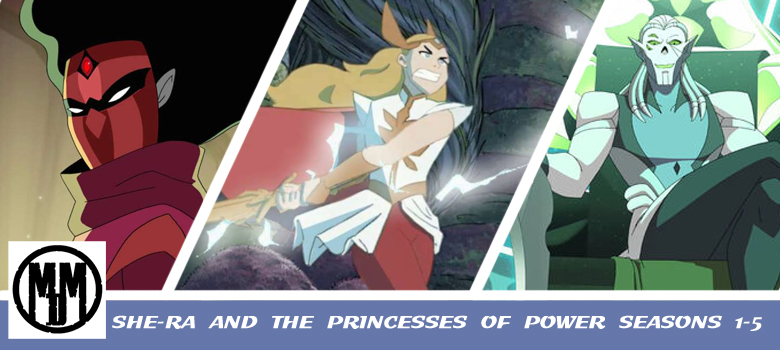 she-ra and the princesses of power netflix review HEADER