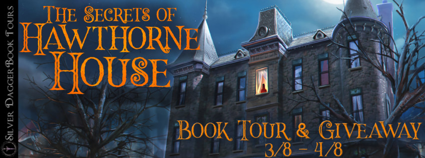 secrets of hawthorne house YA teen paranormal mystery