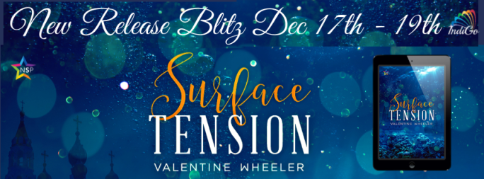 Surface Tension valentine wheeler FF Romance Lesfic Fantasy mermaids