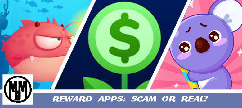 Reward Apps Scam Or Real Fishing Journey Plutus Doll Lucky Money Header