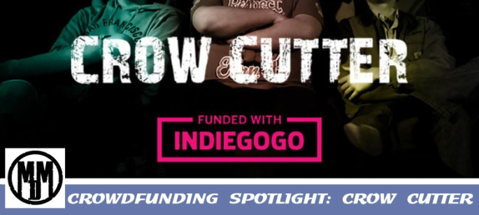 Crow Cutter Wrestling Aspergers Film Crowdfunding
