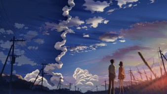 5 Centimeters Per Second cm anime bluray manga Entertainment Takaki Akari Kanae 6