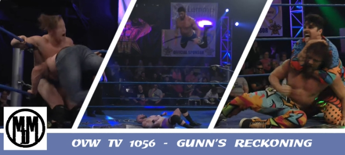 OVW TV 1056 Gunn's Reckoning Wrestling Review Header
